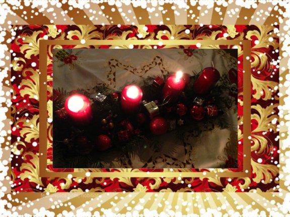 Meine Kerze brennt heute für die Opfer des Amoklaufes. Ruht in Frieden, liebe Kinder! <3