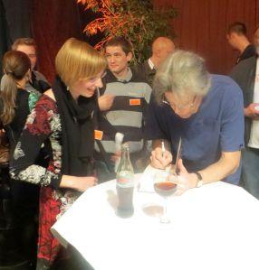 Stephen King signiert mein Buch <3